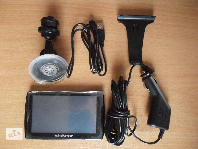 купить бу GPS Навигатор Challenger GP-501B в Запорожье