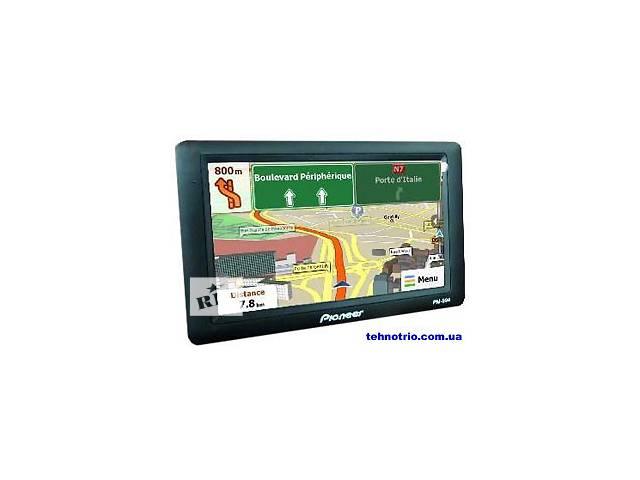 продам GPS-навигатор Pioneer (7 дюймов) бу в Виннице