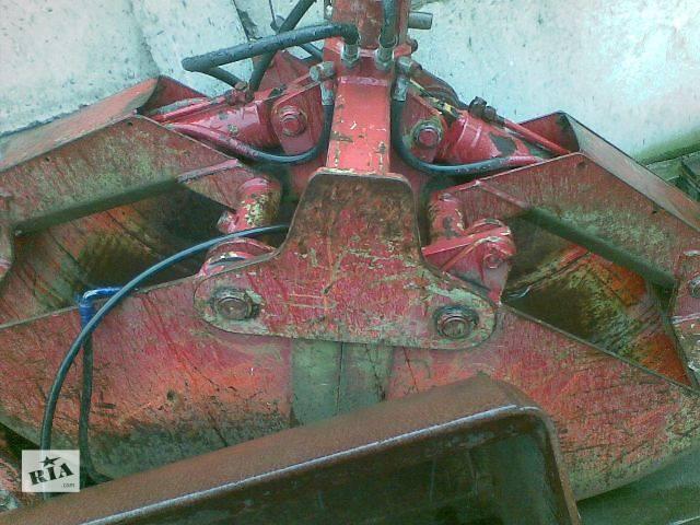 продам Грейфер ( ковш) - под  сыпучие материалы HIAB, PALFINGER, KINSHOFER ,ROZZI,EUROMEC,LOGLIFT на кран-манипулятор. бу в Кременчуге