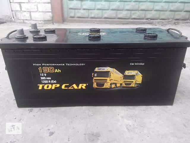 купить бу Грузовой аккумулятор в Киеве