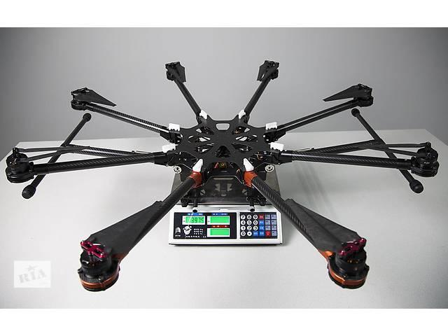 купить бу Грузовой безпилотник мультикоптер дрон для перевозки доставки груза в Луцке