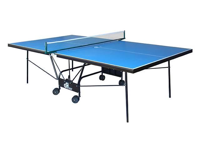 бу Теннисный стол для закрытых помещений Gk-5. Для мини клубов, учебных заведений, частного использования. Гарантия 2 года  в Киеве