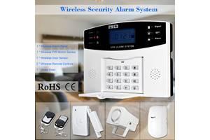 Системы охраны и оповещения