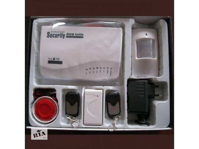 GSM сигнализация беспроводная для дома офиса магазина гаража bse-950 комплект- объявление о продаже  в Запорожье