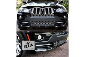 Новые Накладки бампера BMW X5