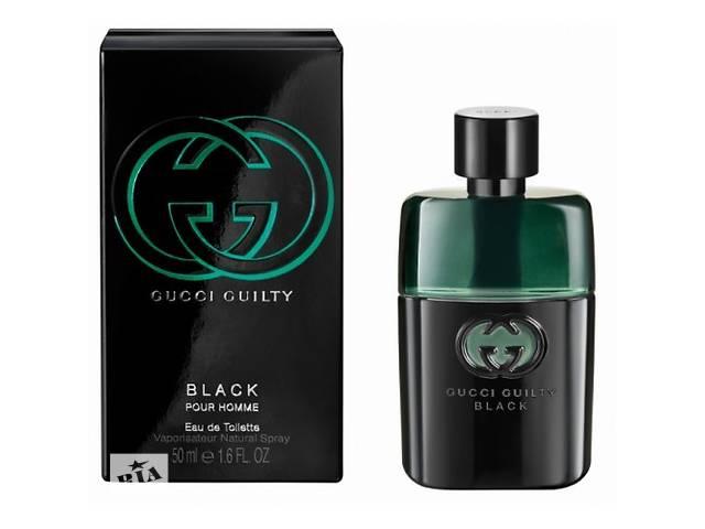 продам Gucci Guilty Black Pour Homme бу в Киеве