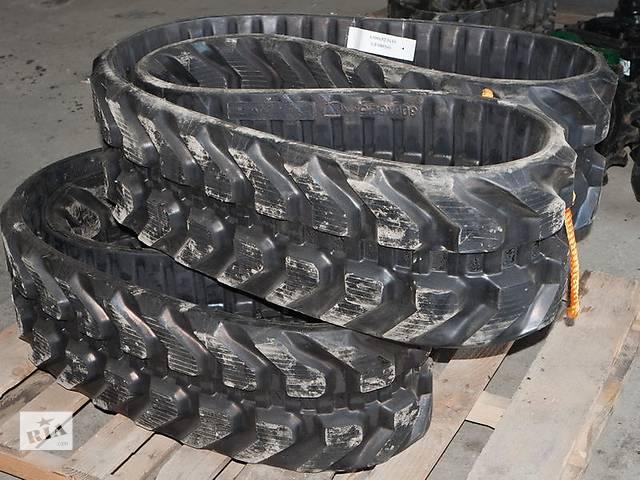 продам Гусениці до екскаваторів Резиновые гусеницы для спецтехники бу в Тернополе