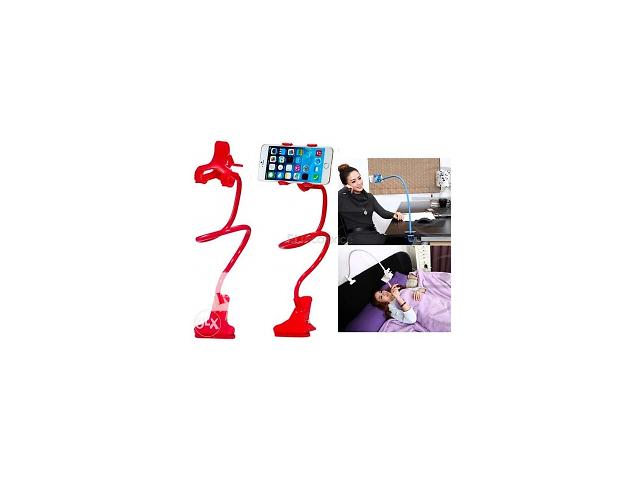 продам Гибкий поворотный держатель телефона / планшета / фотоаппарата. Штатив. Крепление смартфона. На подарок  бу в Киеве