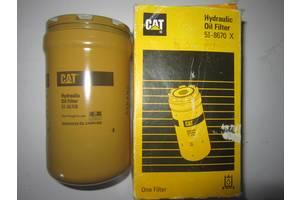 Нові гідравлічні фільтри CAT Lexion