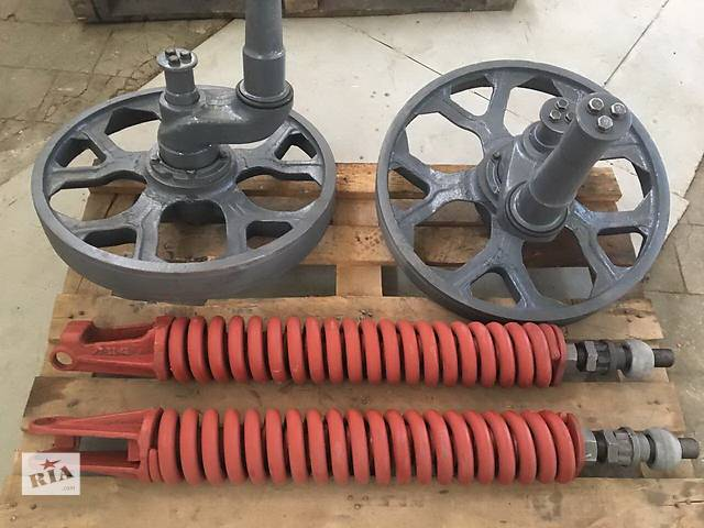 купить бу колесо направляющее в сборе т-150 в Мелитополе