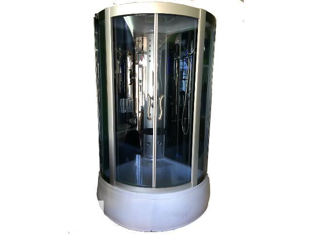 купить бу Гидромассажный бокс с глубоким поддоном Diamond A-002, 1000х1000х2150 мм в Одессе