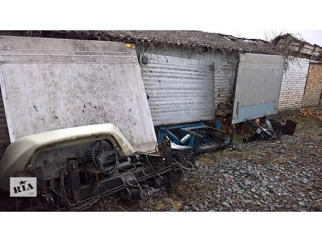 продам  Гидроборт для грузовика бу в Ровно