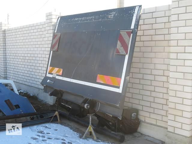 Гидроборт Sörensen для грузовика- объявление о продаже  в Николаеве