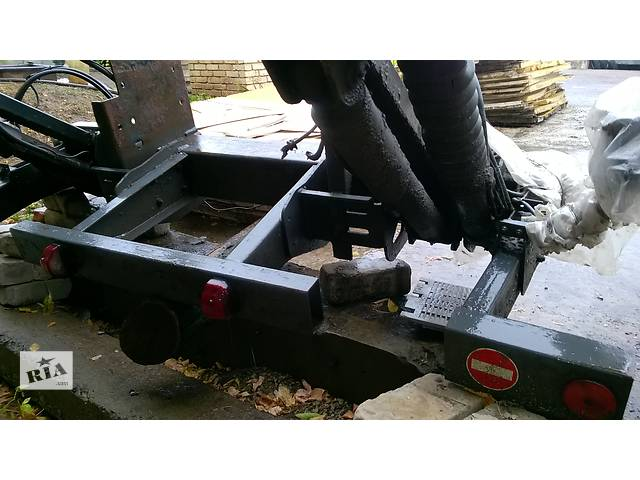 Гидроборт задний для грузового авто универсальный.- объявление о продаже  в Константиновке