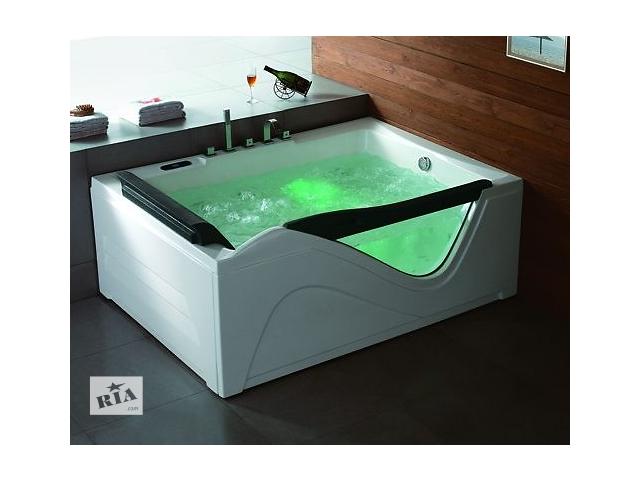 продам Гидромассажная ванна Golston G-U287, 1800х1300х750 мм бу в Одессе