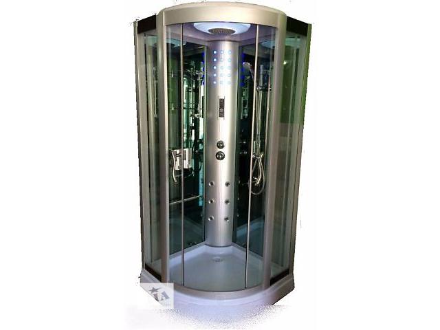 купить бу Гидромассажный бокс Diamond A-004, 900х900х2130 мм в Одессе