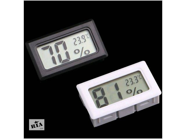 купить бу Гигрометр термометр цифровой высокоточный по Киеву и Украине Цена видео в Киеве