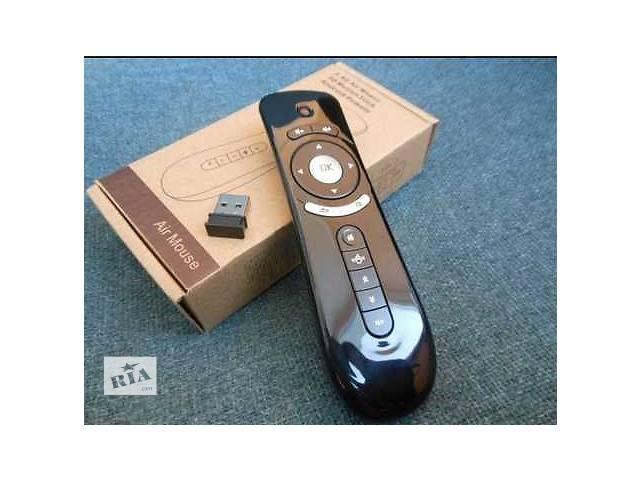 продам Гироскопическая мышка пульт Air Mouse T2 к TV-box бу в Черновцах