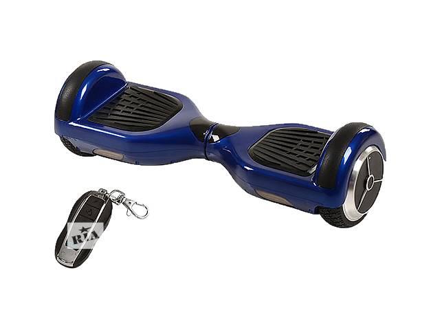 """Гироскутер SmartWay синий, 6.5"""". Будь в тренде!- объявление о продаже  в Кривом Роге"""