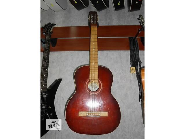 купить бу ( 1443 ) Гитара и ее Видео Обзор Черниговская Кобза Супер вариант для Гитаристов в Чернигове