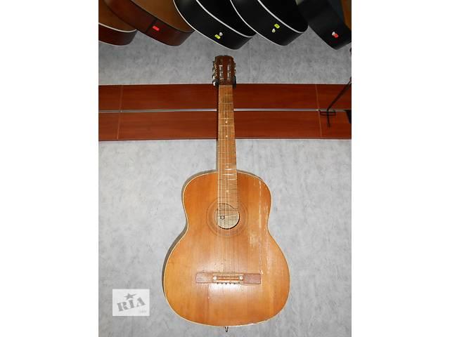 бу ( 1196 ) Гитара супербюджетное предложение в Чернигове