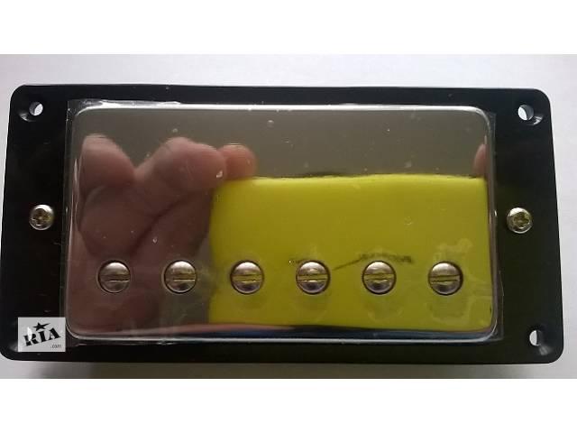 бу Гитарные аксессуары Звукосниматели для гитары новый HMV в Одессе