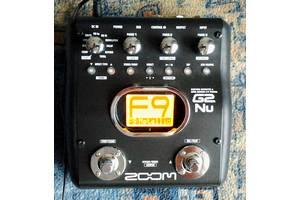 б/у Гитарные процессоры Zoom