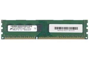б/у Модули памяти Micron