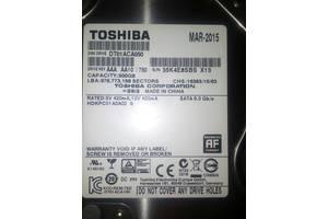б/у Жесткие диски Toshiba