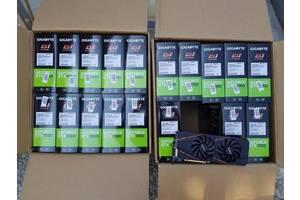 Новые Видеокарты Gigabyte