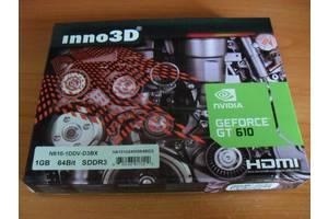 Новые Видеокарты Inno3D