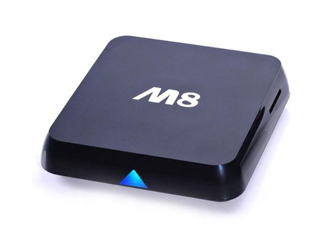 продам HD медиаплеер М8 2GB Amlogic S802 500 каналов бесплатно! бу в Одессе