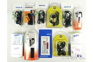 Новые Проводные гарнитуры Nokia