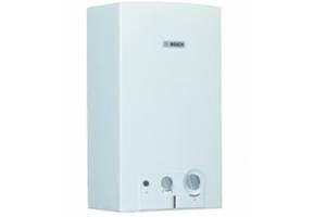 Новые Проточные газовые водонагреватели Bosch