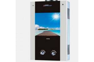 Новые Проточные газовые водонагреватели