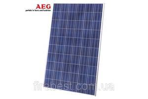 Новые Солнечные батареи AEG