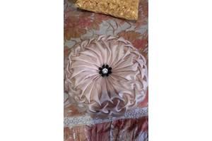 Новые Декоративные подушки с буфами Собственное производство