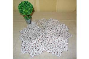 Новые Прямоугольные салфетки