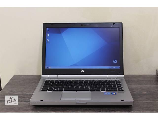 "HP Elitebook 8460p 14"" i5 2,5Ghz /RAM 4gb DDR3 / 160Gb SSD / win7- объявление о продаже  в Киеве"