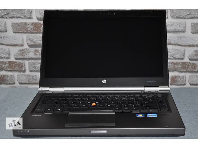 бу HP Elitebook 8470w / i5 (3пок) / RAM 4 / HDD 320GB / Video 1GB в Киеве