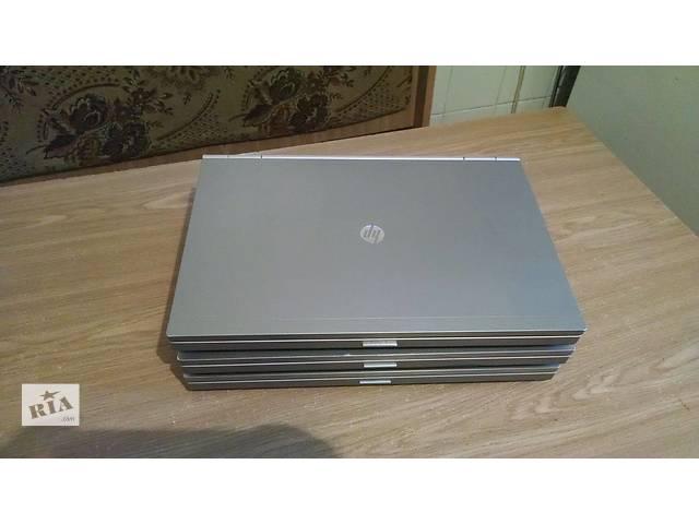 """продам HP Elitebook 8570p, 15,6""""(1600*900), Intel i7-3740QM, 4-32GB, 500GB-1TB/128-512GB SSD, ATI Radeon 7570M (1GB). Апгрейд. бу в Львове"""