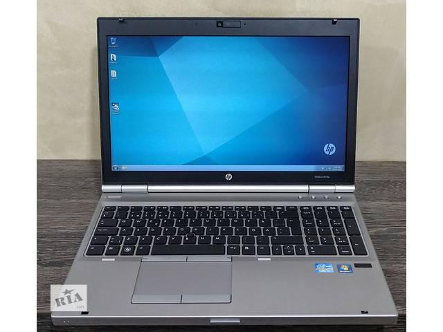 "HP Elitebook 8570p i7 3.6Ghz 8Gb RAM 250 gb SSD 15"" 1600*900 Radeon 1gb- объявление о продаже  в Киеве"