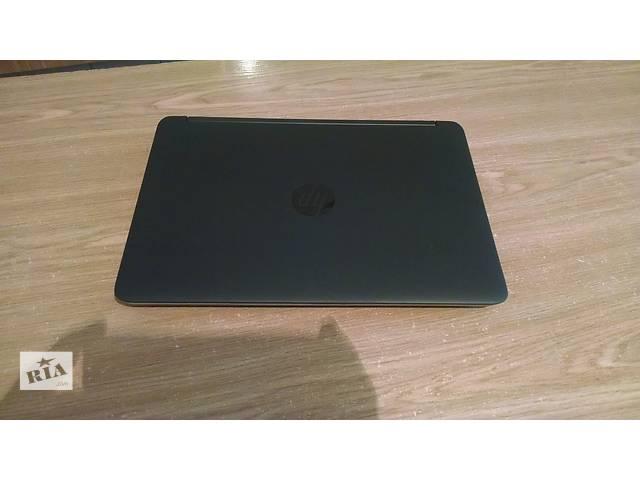 бу HP ProBook 640 G1, 14'', i5-4300M, 8GB, 128GB SSD, Intel 4600 HD, легкий, тонкий  в Львове