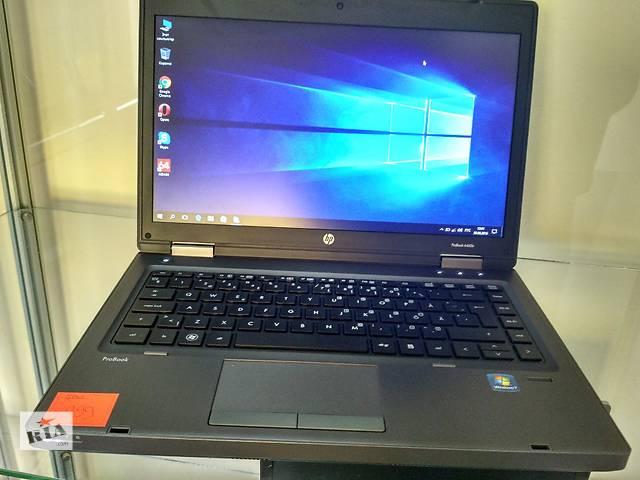 продам HP ProBook 6465b AMD 4 ядра_1.7/ 320 бу в Ровно