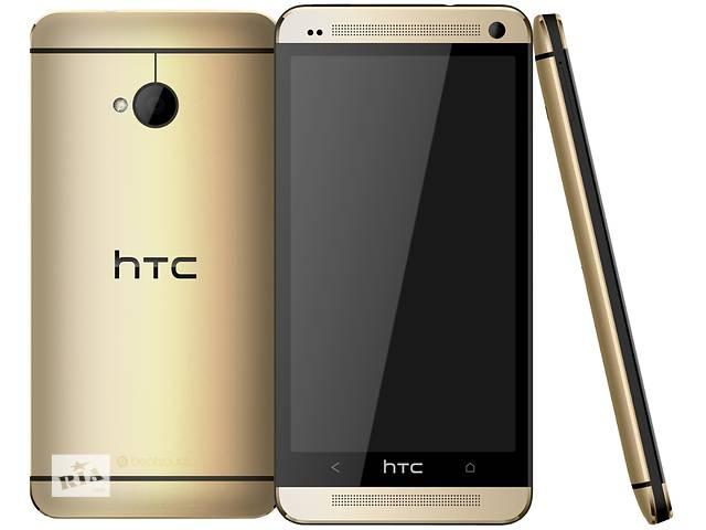 продам HTC ONE M7 64Gb Золотой. Как новый - в идеальном состоянии! бу в Николаеве