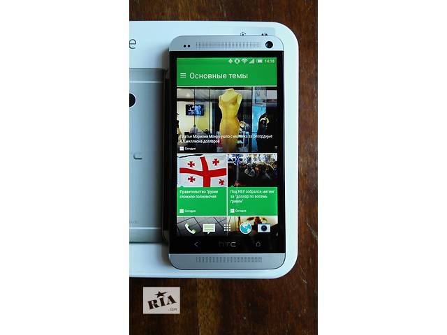 бу HTC One m7 (original) в Киеве