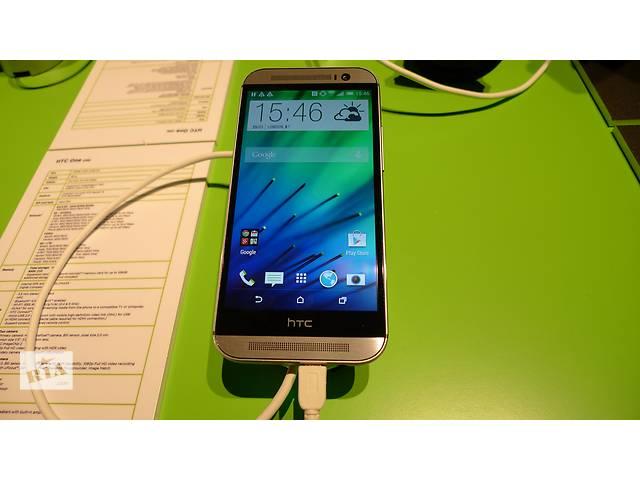 продам HTC One M8 на 2 Sim бу в Киеве
