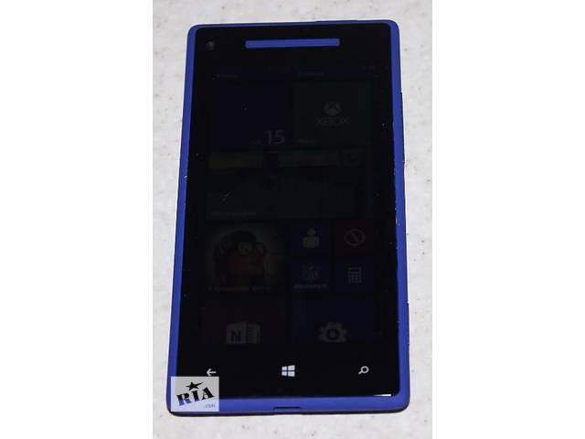 купить бу HTC Windows Phone 8X 16GB Verizon (Оригинал) в Киеве