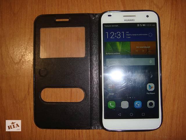 продам Huawei G7-L01 white бу в Киеве