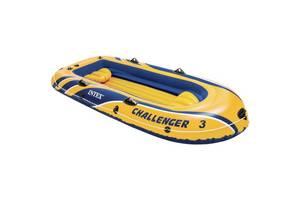 Новые Надувные лодки для рыбалки Intex